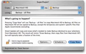 I migliori software gratuiti per i backup dei vostri file