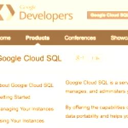 Database MySql con Google Cloud: come, dove e perchè