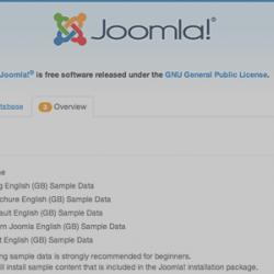 Guida per installare Joomla!