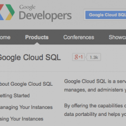 Database MySql con Google Cloud: come, dove e perchè