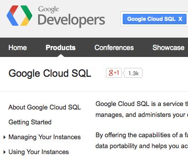 Database MySql con Google Cloud: come attivarlo