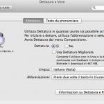 Come immettere testo a voce: dettatura vocale sul Mac