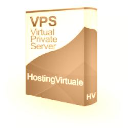 Hosting Virtuale VPS 1