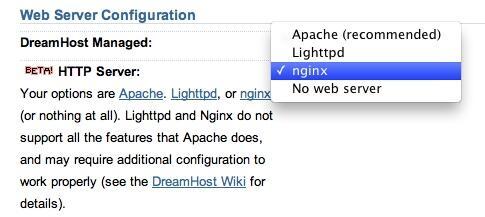 Apache vs  NGINX: analisi e differenze