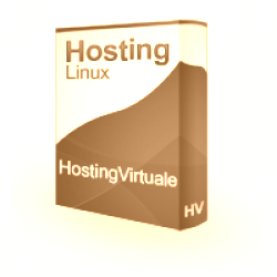 HostingVirtuale ENTERPRISE Plus Linux 50GB SSD