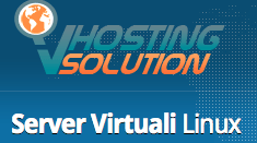V-Hosting Solution VPS Linux 39 € / mese