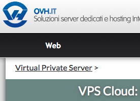 Dettagli offerta: VPS Cloud 4 OVH.it