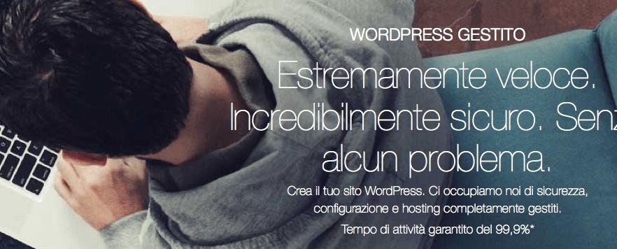 Dettagli offerta: GoDaddy WordPress Managed