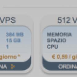 Hosting Cloud vs. VPS: due possibili soluzioni a confronto