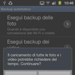 Android: come fare i backup automatici senza essere dei guru