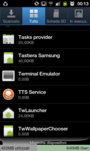 Cosa fare se la tastiera del cellulare Samsung con Android non funziona: ripristino software