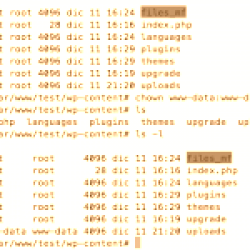 Come impostare chown quando WordPress non carica le immagini sul server (senza fare il CHMOD 777)