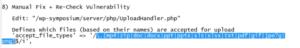 """<span class=""""entry-title-primary"""">WP-Simposium versione 14.11 affetto da bug?</span> <span class=""""entry-subtitle"""">Ennesimo plugin di WordPress che spalancherebbe una falla di sicurezza notevole qualora venga adottato</span>"""