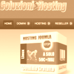 Dominio + Hosting + Database + Email da soli 16€+iva annui