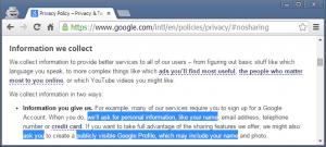 """<span class=""""entry-title-primary"""">Gli account di Google sono a rischio privacy?</span> <span class=""""entry-subtitle"""">Il recupero password di un qualsiasi account Gmail può essere usato per risalire al profilo Google Plus della vittima</span>"""