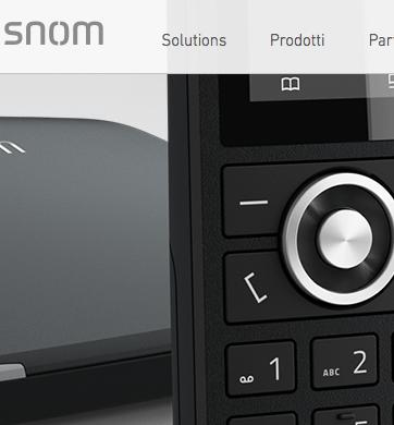 CeBIT 2015: i telefoni IP snom per una comunicazione agile e sicura (News)