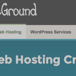 SiteGround WordPress Hosting GrowBig