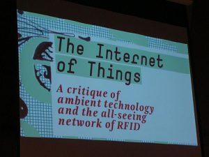 L'internet delle cose, ed i suoi presunti prodigi