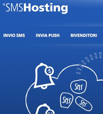 Dettagli offerta: 2000 SMS per promozioni commerciali 124€  SMShosting.it