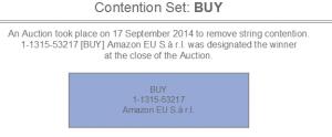 Si possono registrare i domini .buy? No, non ancora