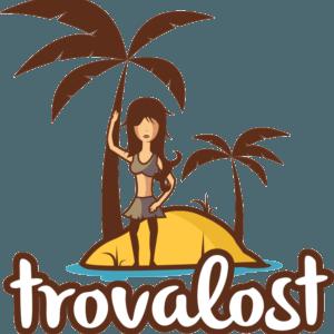 logo del sito trovalost.it