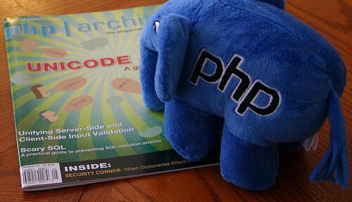 Come scegliere la versione PHP per un sito