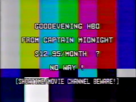 Storie di hacker: Captain Midnight (News)