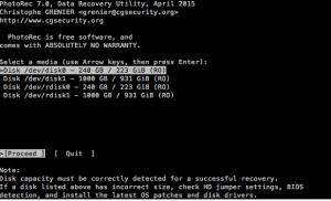 """<span class=""""entry-title-primary"""">Come recuperare foto o file cancellati con TestDisk</span> <span class=""""entry-subtitle"""">La guida per recuperare file da qualunque dispositivo mediante un comodo programma gratuito</span>"""