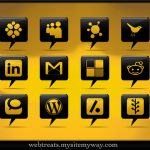 Plugin bottoni social per WordPress
