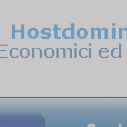 Hosting Hostdomini.it 3…