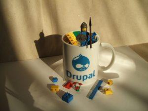 È necessario aggiornare 3 componenti di Drupal