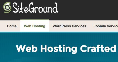 Hosting Siteground (Recensioni servizi)