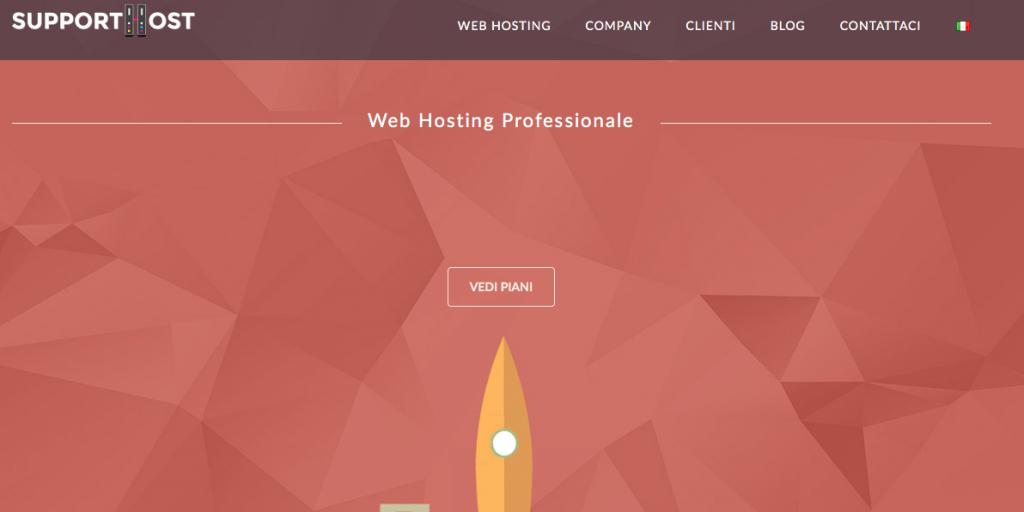 Come si registra un dominio con Supporthost (Guide, Configurazione Hosting, Guide per la configurazione di WordPress, Mondo Domini)