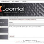Pubblicate due patch di sicurezza per Joomla! da applicare immediatamente