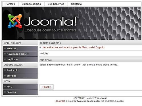 Pubblicate due patch di sicurezza per Joomla! da applicare immediatamente (News)