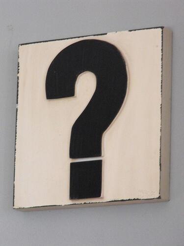 question photo