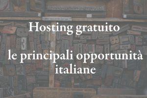 """<span class=""""entry-title-primary"""">Hosting gratis italiano per PHP/WordPress/Joomla!…</span> <span class=""""entry-subtitle"""">Spazio web gratis per il vostro sito: 7 opportunità - Hosting italiano gratis da provare</span>"""