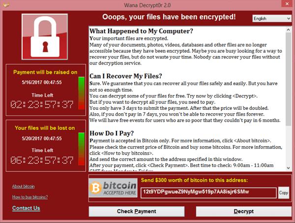 WannaCry: tutto quello che c'è da sapere in 9 punti (Guide)