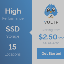Vultr - VPS…