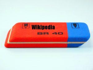 Il fatto che gli account Wikipedia non si possano cancellare è coerente con il GDPR?
