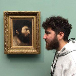 Come trovare il tuo sosia in un'opera d'arte grazie a Google