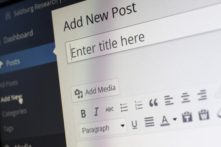 Promuoverti con un sito web: strategie per il tuo sito WordPress