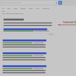"""Snippet in primo piano su Google: come si ottiene la """"posizione zero"""""""