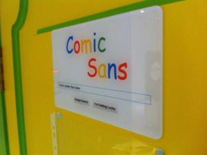 Comic Sans: perchè è il font meno amato dai grafici?
