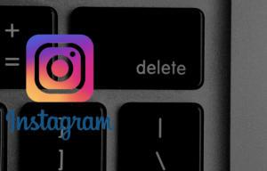 Come cancellare un account Instagram