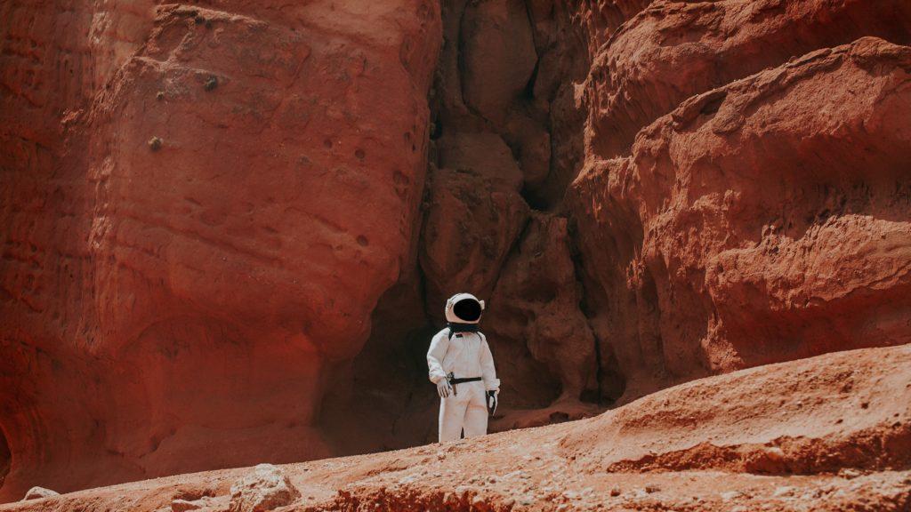 Atterraggio su Marte della sonda della NASA (18/02) (News, Fuori dalle righe)