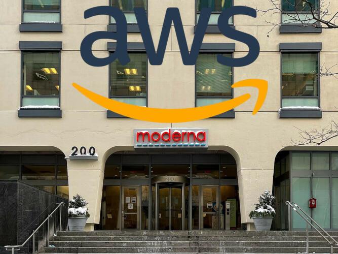 Perchè Moderna fa uso di Amazon Web Services AWS (News, Configurazione Hosting)