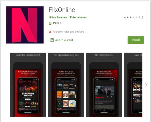 FlixOnline ti promette Netflix gratis, e gira su WhatsApp: ma è un virus-truffa (News, Assistenza Tecnica, Guide smartphone e Telefonia, Messaggistica Istantanea)
