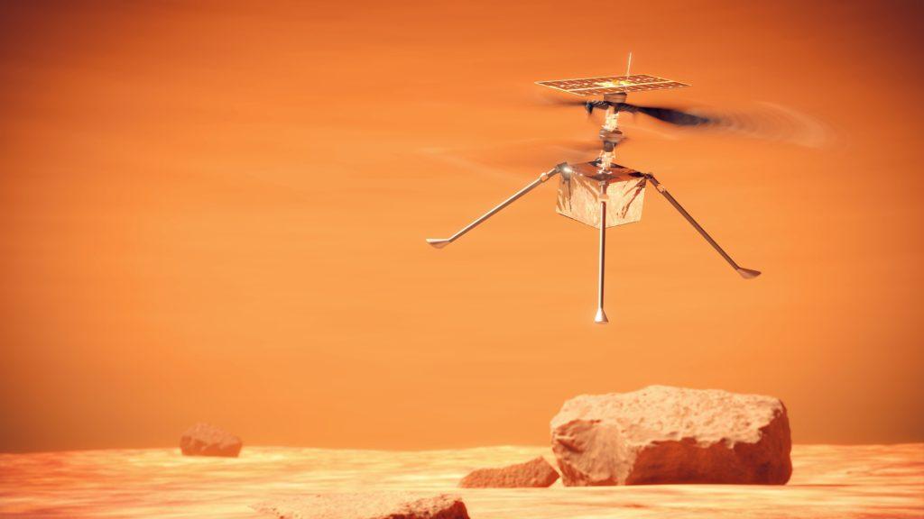 Marte: Ingenuity ha volato, e altre notizie dal Pianeta Rosso (News, Fuori dalle righe)