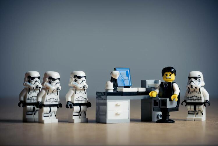 I mattoncini LEGO e le ragioni del suo mito